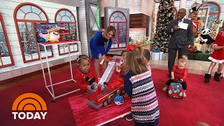 Shop The Hottest Holiday Toys, According To Kid YouTube Stars | TODAY