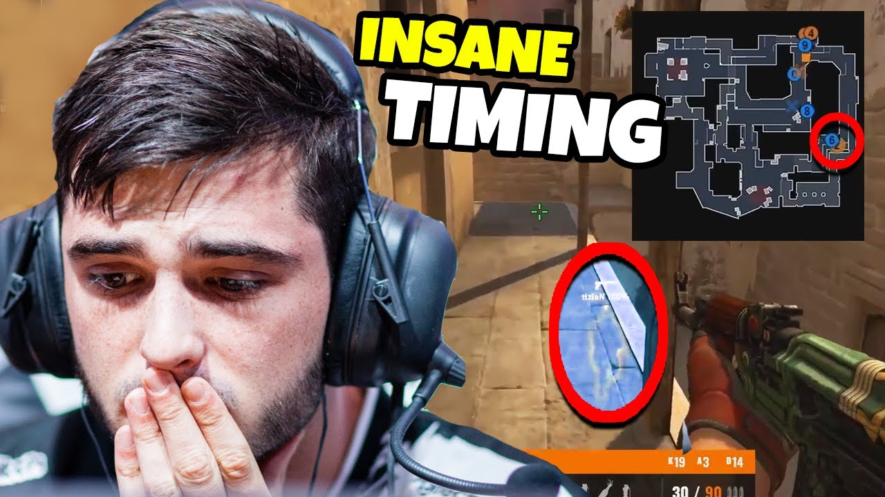 0.00001% chance for timing like this... CSGO CS_SUMMIT 6 - FUNNY & PRO MOMENTS