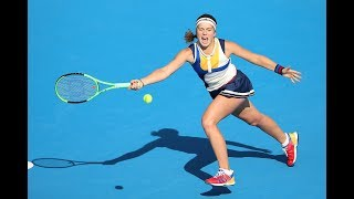 2017 China Open Second Round | Jelena Ostapenko vs Samantha Stosur | WTA Highlights