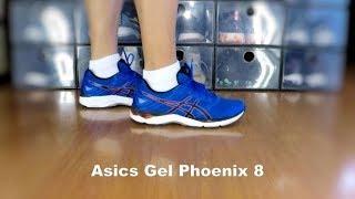 Asics Gel Phoenix 8 - On Feet