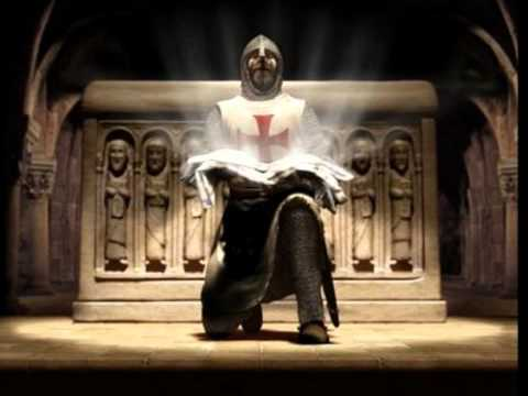 Templarios, soldados de Dios.