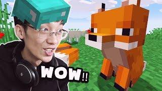 Tui tìm thấy loài SO CUTE nhất trong Minecraft! (Siêu cấp dễ thương)