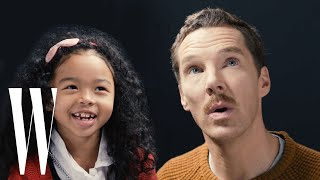 Benedict Cumberbatch Gets Interviewed By A Cute Kid  | Little W | W Magazine