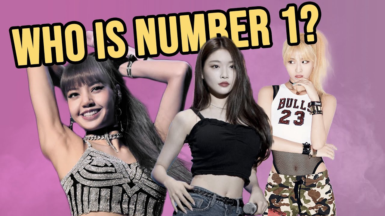 The Top 15 Kpop Queens Of Dancing Ranked By Real Dancers Youtube