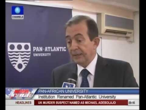 Pan-African University Changes Name To Pan-Atlantic