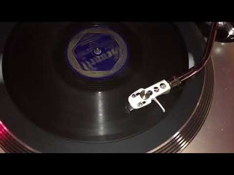 Repairing a Shattered Record - 78 - Shellac - Broken Disc