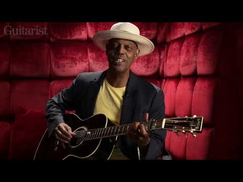 Eric Bibb Fingerstyle Acoustic Blues Tips