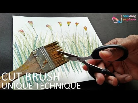 DON'T HESITATE TO CUT THE BRUSH,...