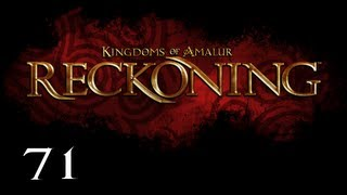 Прохождение Kingdoms of Amalur: Reckoning - Часть 71 — Клыки Нароса: Босс: Анокатос