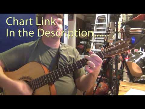 Five O'Clock Somewhere (Alan Jackson) Guitar Chord Chart