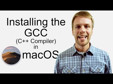 Install GCC On MacOS