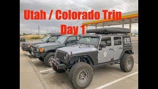 Download lagu Utah Colorado Overland Trip Day 1 NOA MP3