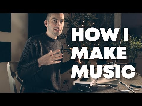 How I record, mix and master my songs Ableton Live