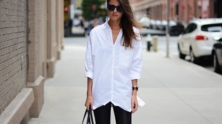 black and white casual outfits