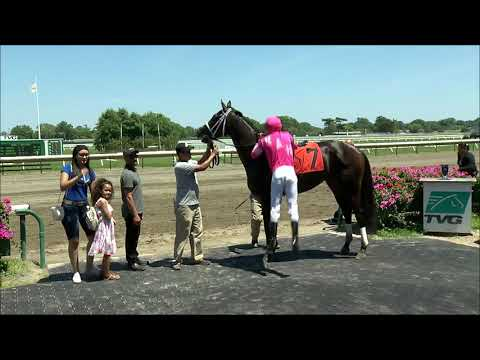 video thumbnail for MONMOUTH PARK 7-4-19 RACE 2