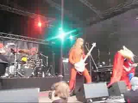 Grailknights @  Queens Of Metal 2008 (Across The Galaxy)