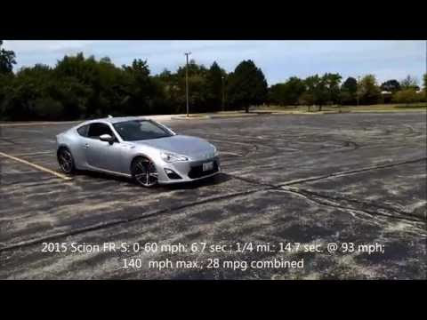 Thumbnail image for 'DHS Drifting Days, Summer 2015 - in the 2015 Scion FR-S automatic - Video short review'