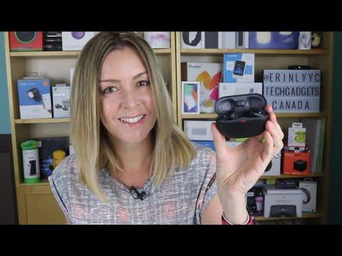 Sony WF-SP800N Wireless Earbuds Review