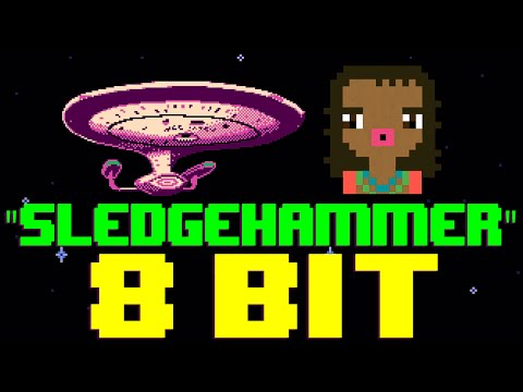 Sledgehammer (from Star Trek Beyond) [8 Bit Cover Tribute to Rihanna] - 8 Bit Universe