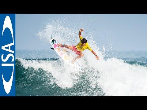 Coming soon: 2018 VISSLA ISA World Junior Surfing Championship
