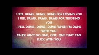 Hoodie Allen Dumb for you (Lyrics)