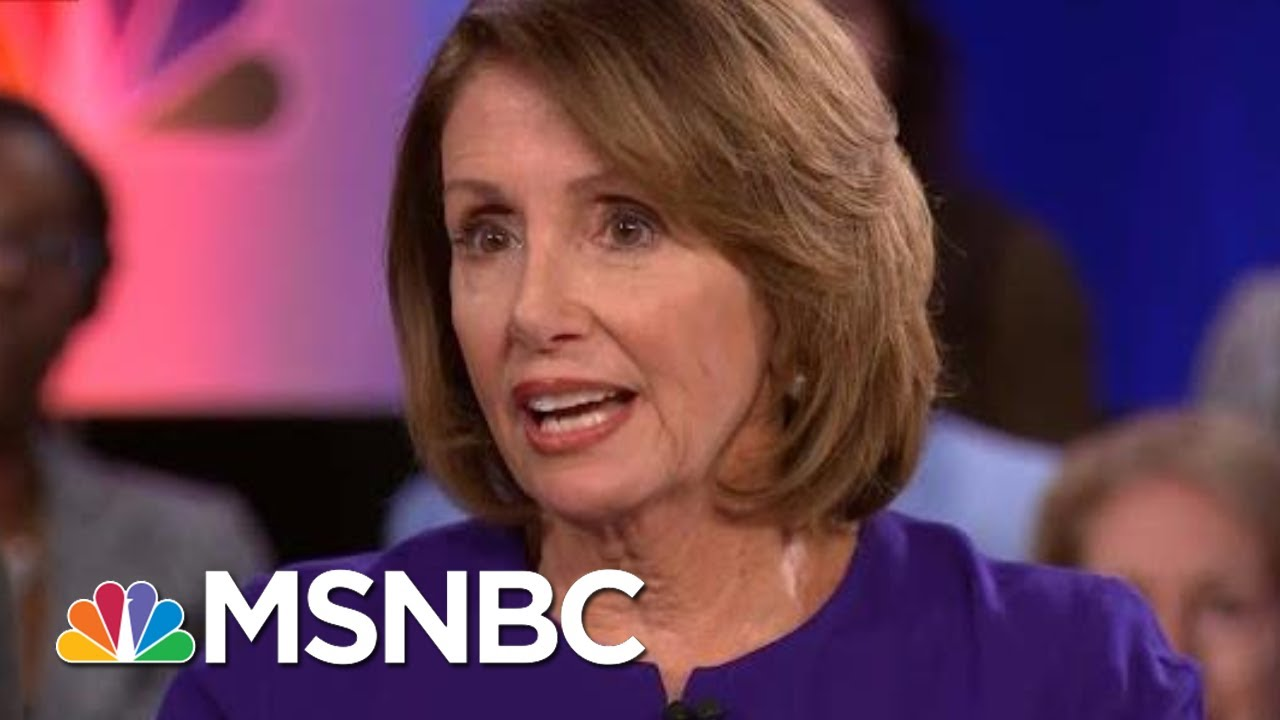 Nancy Pelosi Tells Bill Maher Politics Means 'You Have to Be Ready ...
