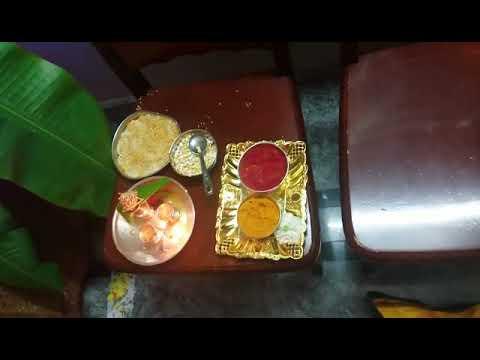 Vaibhav laxmi vrat decoration