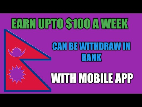 Earn Up To $100 A Week With Mobile - YogoVideo App - YT Nepal