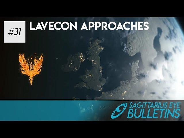 Sagittarius Eye Bulletin - Lavecon Approaches
