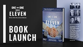 """Live Event: Launch of Book """"One And One Equals Eleven"""""""