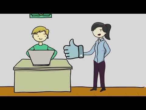 Поколение Z и Y, какая связь? Секреты HR. Мультфильм от Мегаплана. Cезон 1, серия 1.