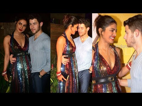 Priyanka Chopra and Nick Jonas looking so dashy Nd happy at en event after their marriage Mp3
