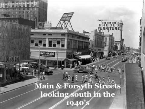 Jacksonville History Our Florida Theatre - The Laura Street Trio  Rediscovering Downtown