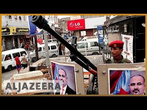 Yemen war: Fighting in Aden continues into third day