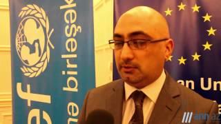 В ОБЪЕКТИВЕ: В Баку состоялась презентация проекта по ювенальной юстиции(, 2015-01-21T11:58:20.000Z)