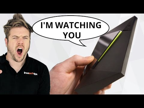 New NVIDIA SHIELD Android TV - Helpful or creepy?
