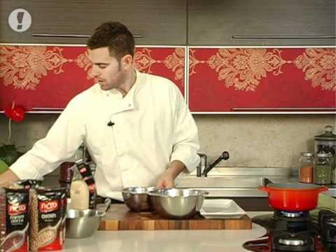 מתכוני סוגת: מרק עוף לימוני עם קציצות