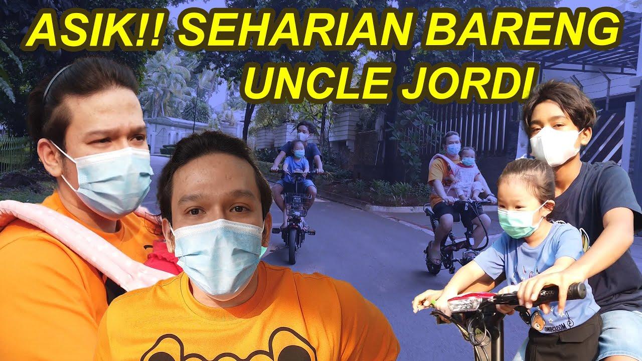 The Onsu Family - Asik!! Seharian bareng Uncle Jordi!!