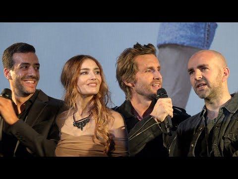 Épouse-moi mon pote - Tarek Boudali, Andy, Philippe Lacheau - Avant-première Paris (17/10/2017)