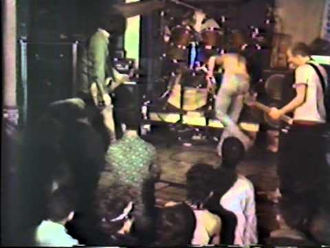 Corrosion of Conformity - Richmond V.A. 1983