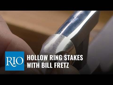 Hollow Ring Stakes with Bill Fretz