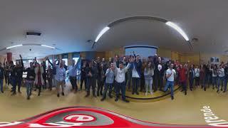 360VR SALUDO A EMPRENDE DE STARTUP WEEKEND BURGOS