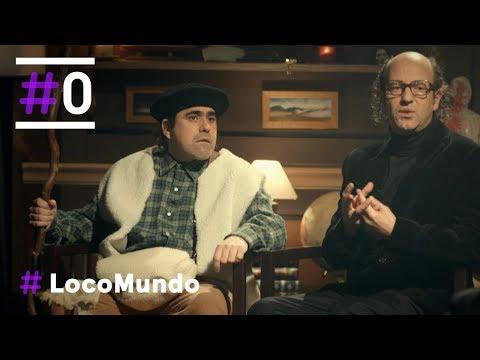 LocoMundo: Testigos de vida extraterrestre - Palabras Mayores #LocoMundo33 | #0