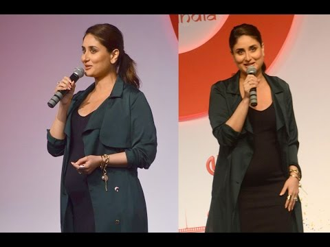 Boy or a Girl? Here's what Kareena Kapoor Khan wants it to be! | Global Citizen India | SpotBoyE