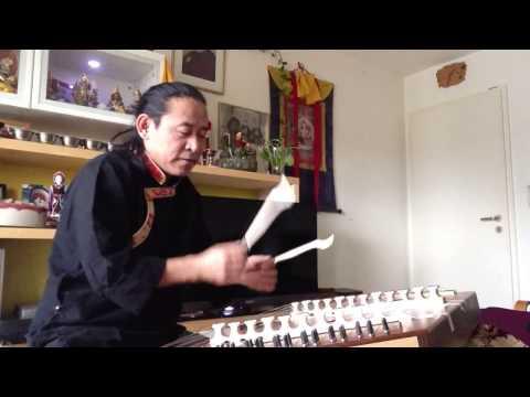 Tibetan Classical Song Nangma Toeshey by Jamyang Choedenaka Jamyangjack
