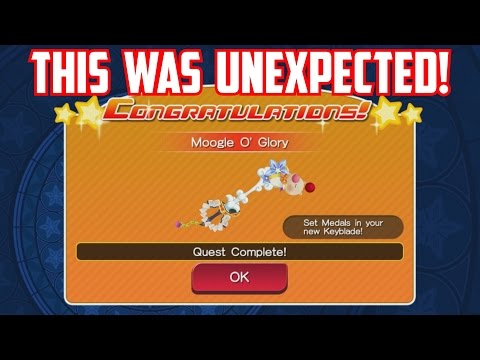 THIS WAS UNEXPECTED! - Kingdom Hearts Unchained X