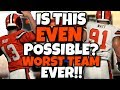 CAN I REBUILD THE WORST TEAM IN THE NFL AND WIN A SUPERBOWL?? Madden 18 Rebuild Challenge