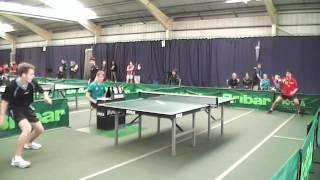 London Grand Prix 2012 part 2 Sherwin Remata vs Dan O