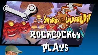 rockcock64 plays swords and soldiers hd