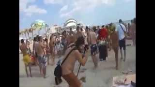 Пляж KAZANTIP 2013(Народ отжигает на пляже Казантипа., 2013-10-23T09:56:58.000Z)